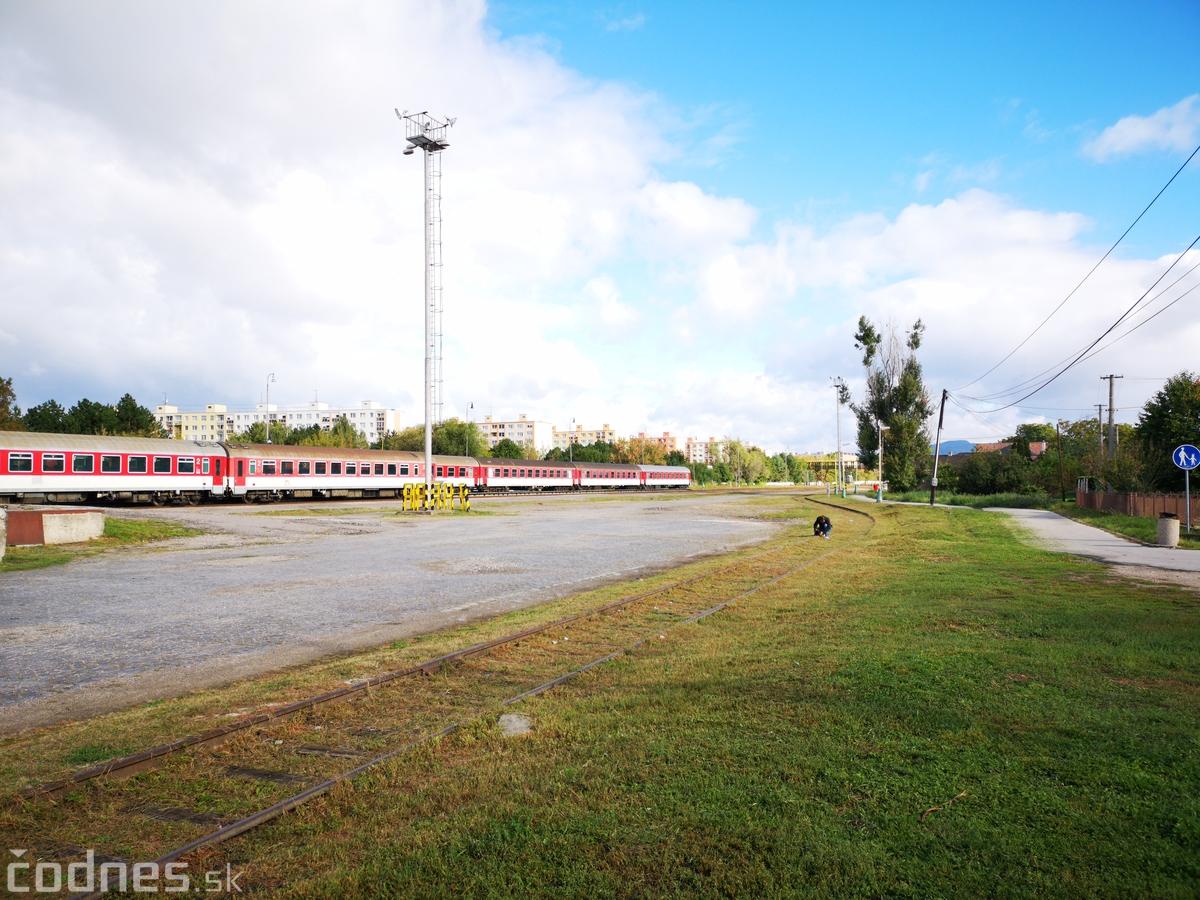 Autobusová staniva Prievidza rekonštrukcia