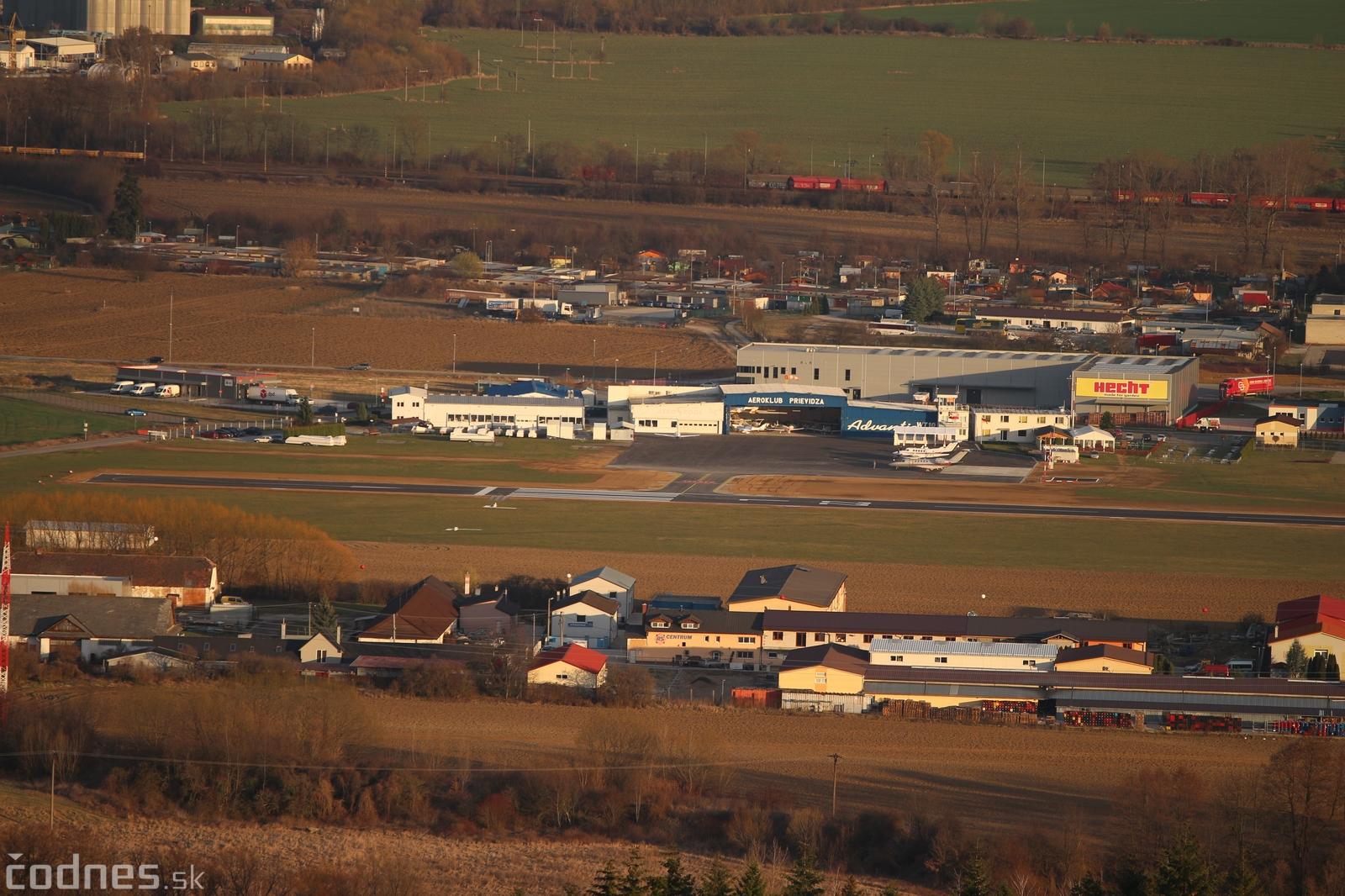 Nové letisko Prievidza