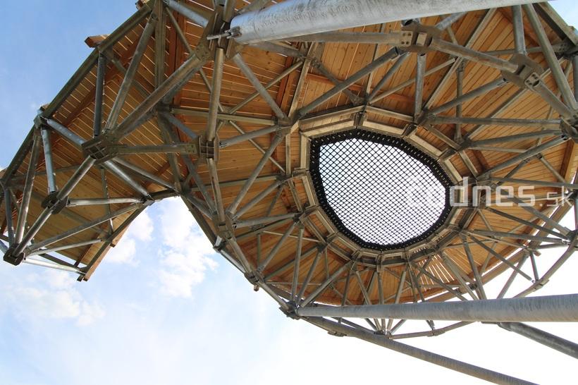 Unikátna vyhliadková veža Bojnice