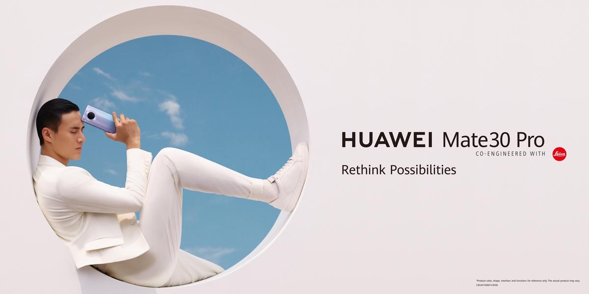 Huawei Mate 30 Pro prichádza na Slovensko