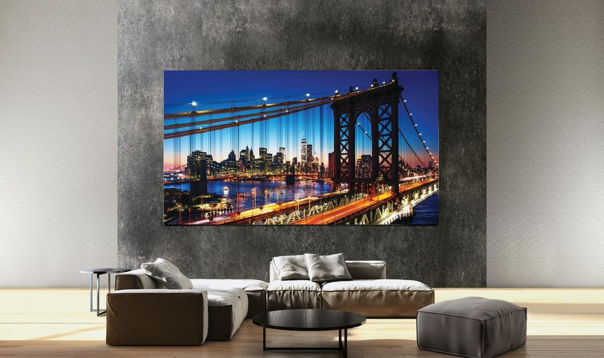 Nové televízory radu MicroLED, QLED 8K a Lifestyle TV od Samsungu v premiére na veľtrhu CES 2020