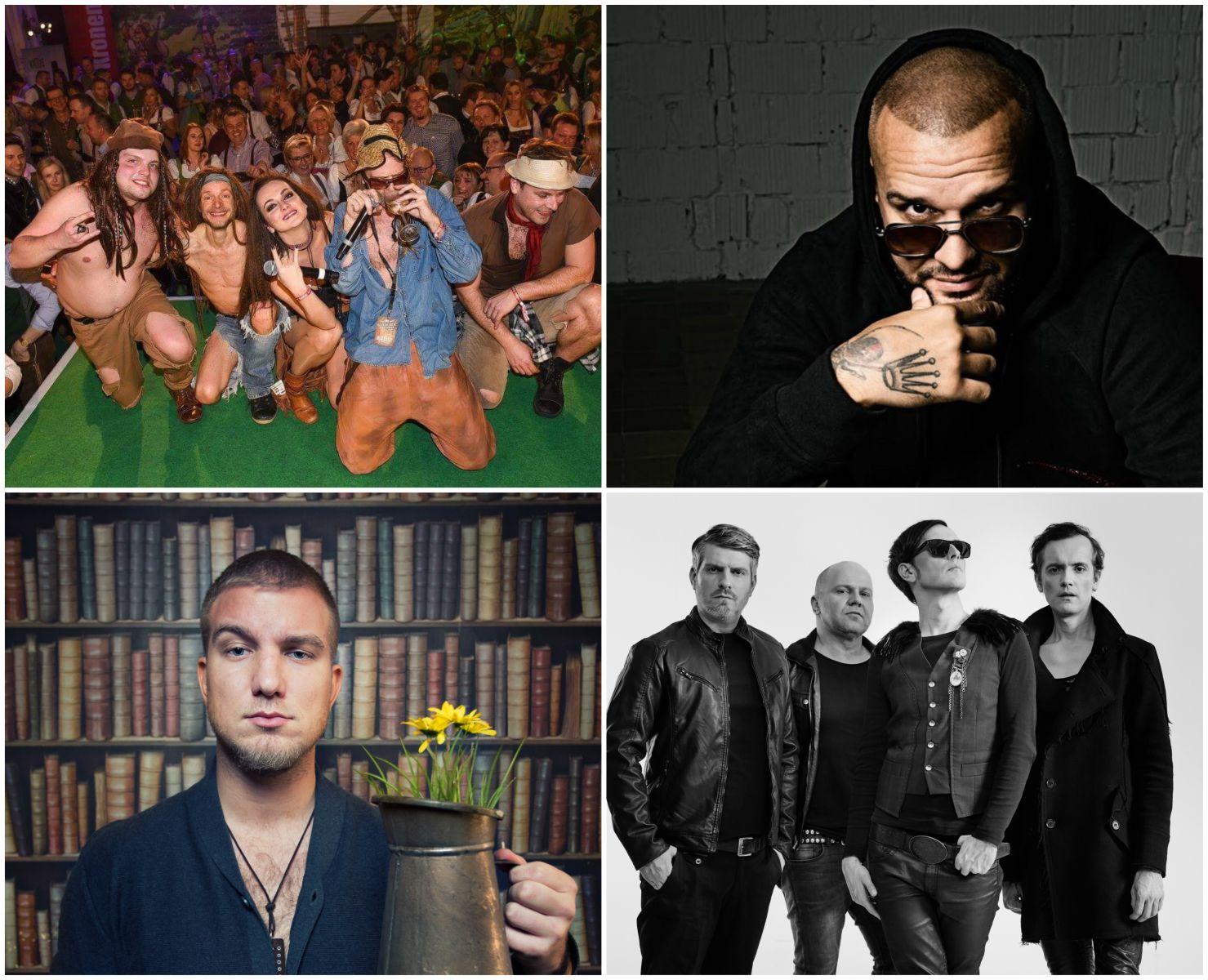 Rytmus aj Rednex s novou slovenskou speváčkou budú hviezdami Nestville Open Festu