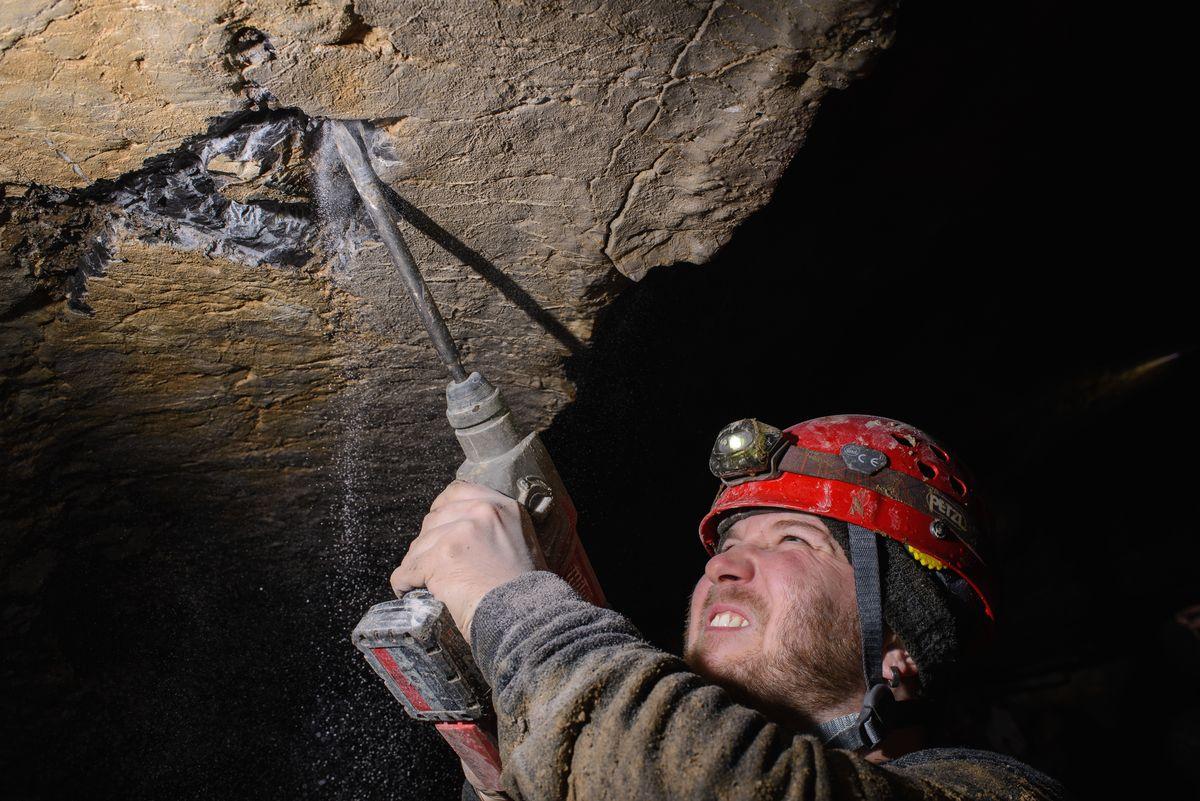 kostru najstaršieho stavovca na Slovensku