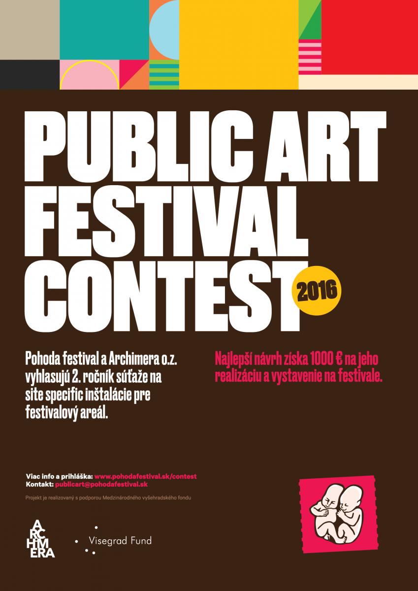 Hľadáme spoluautorov festivalu – Public art festival contest 2016