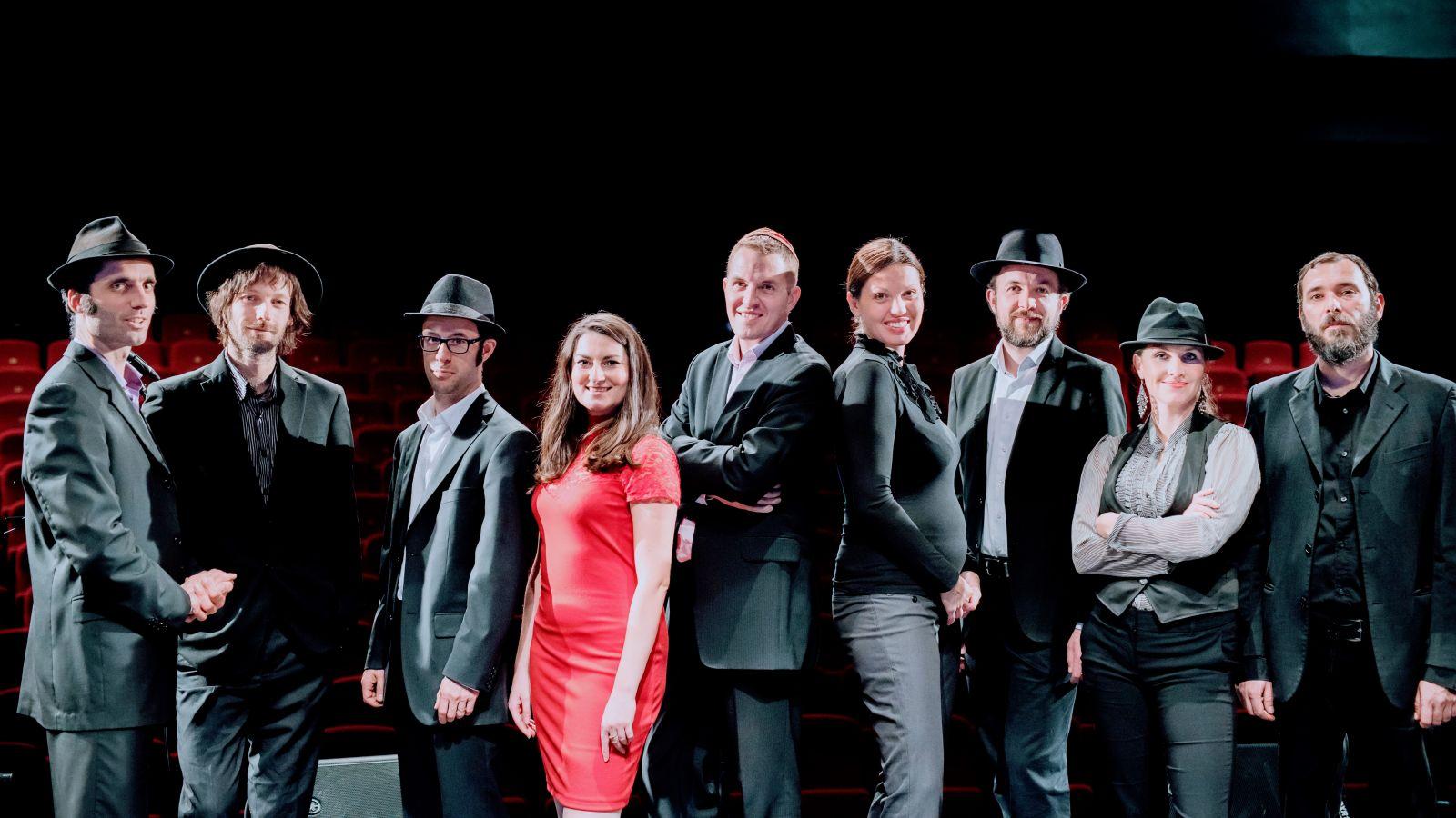 Preßburger Klezmer Band predstavujú legendárne Čerešne v príbehu Dalmy Špitzerovej