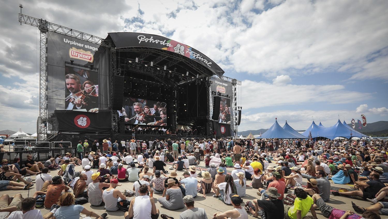 Festival Pohoda dostal 5 hviezdičiek z 5 od britského denníka The Independent