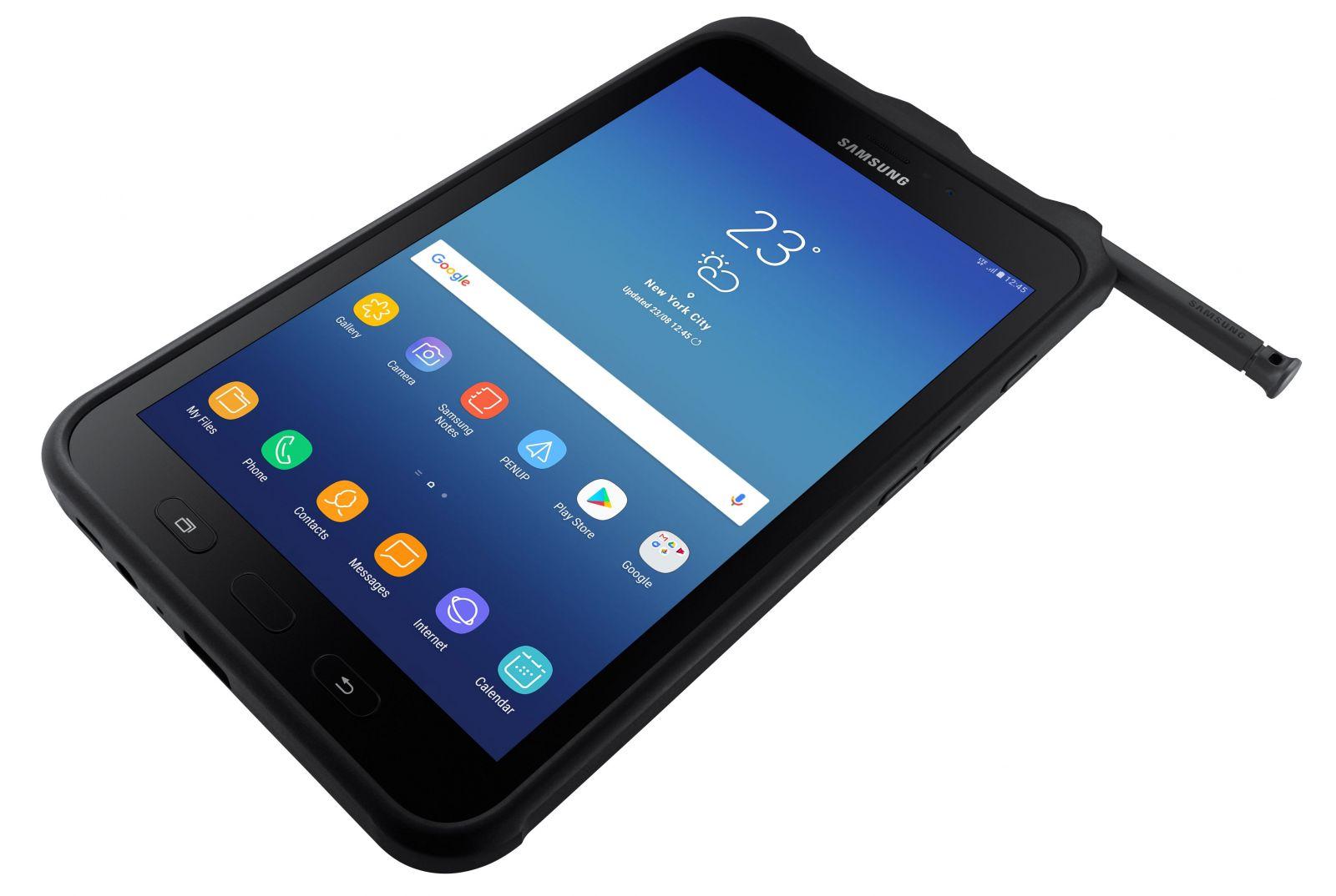 Samsung predstavil novy tablet pre firemne pouzitie Galaxy Tab Active2.