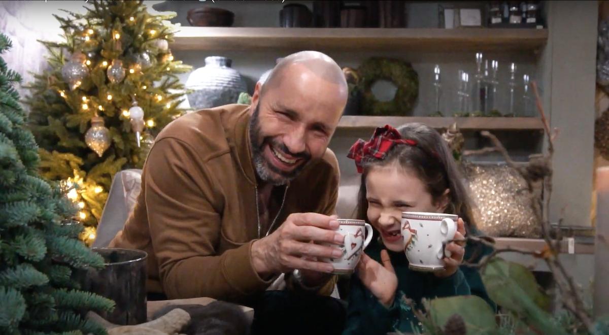 Otcovsko-dcérske dueto Roba Opatovského a Hanky naladí na zimu