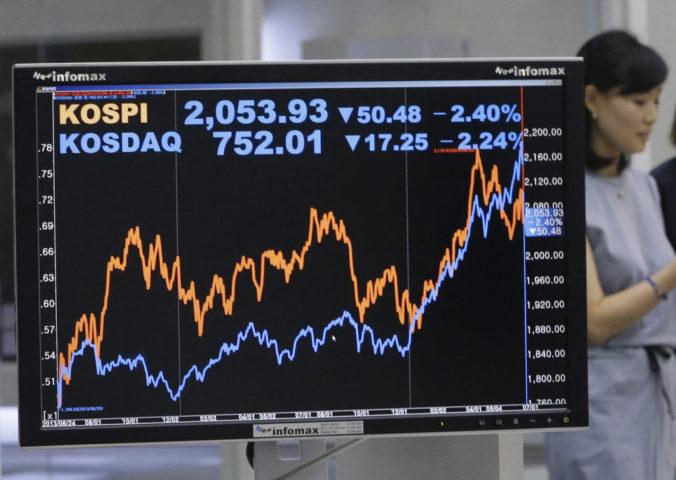 Akciový trh USA stúpol, technologický Nasdaq dosiahol rekordnú úroveň