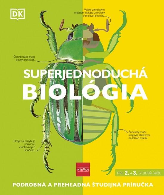 Superjednoduchá biológia, ktorá vás nadchne