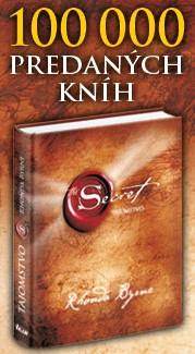 Tajomstvo-the secret 100.000 predaných kníh!
