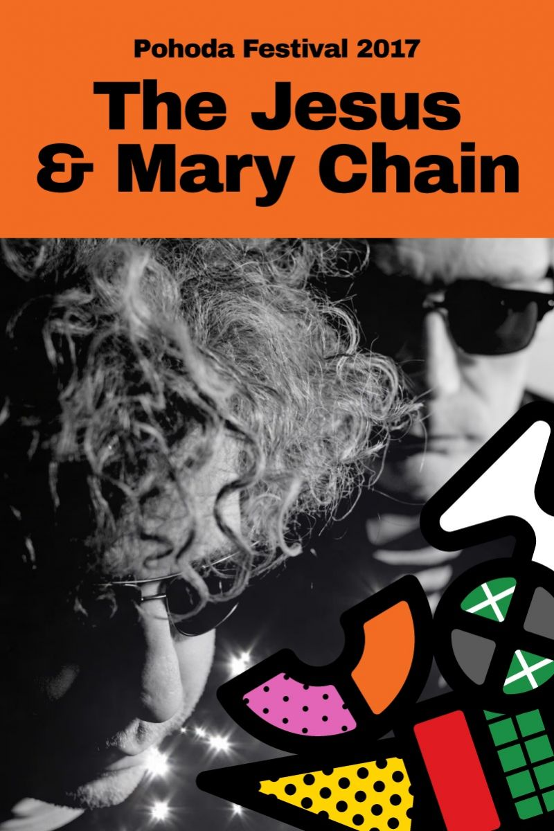 TheJesus and Mary Chain na Pohode 2017