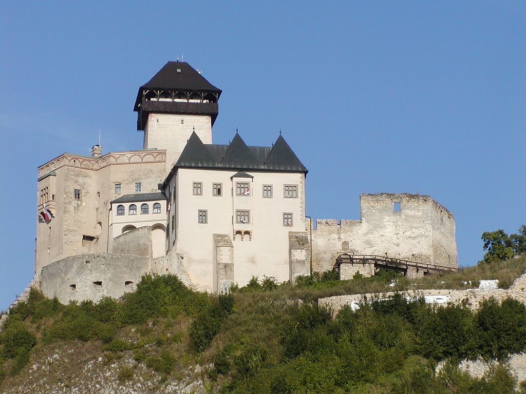 Na Trenčianskom hrade budú predávať bankovku s motívom Matúša Čáka