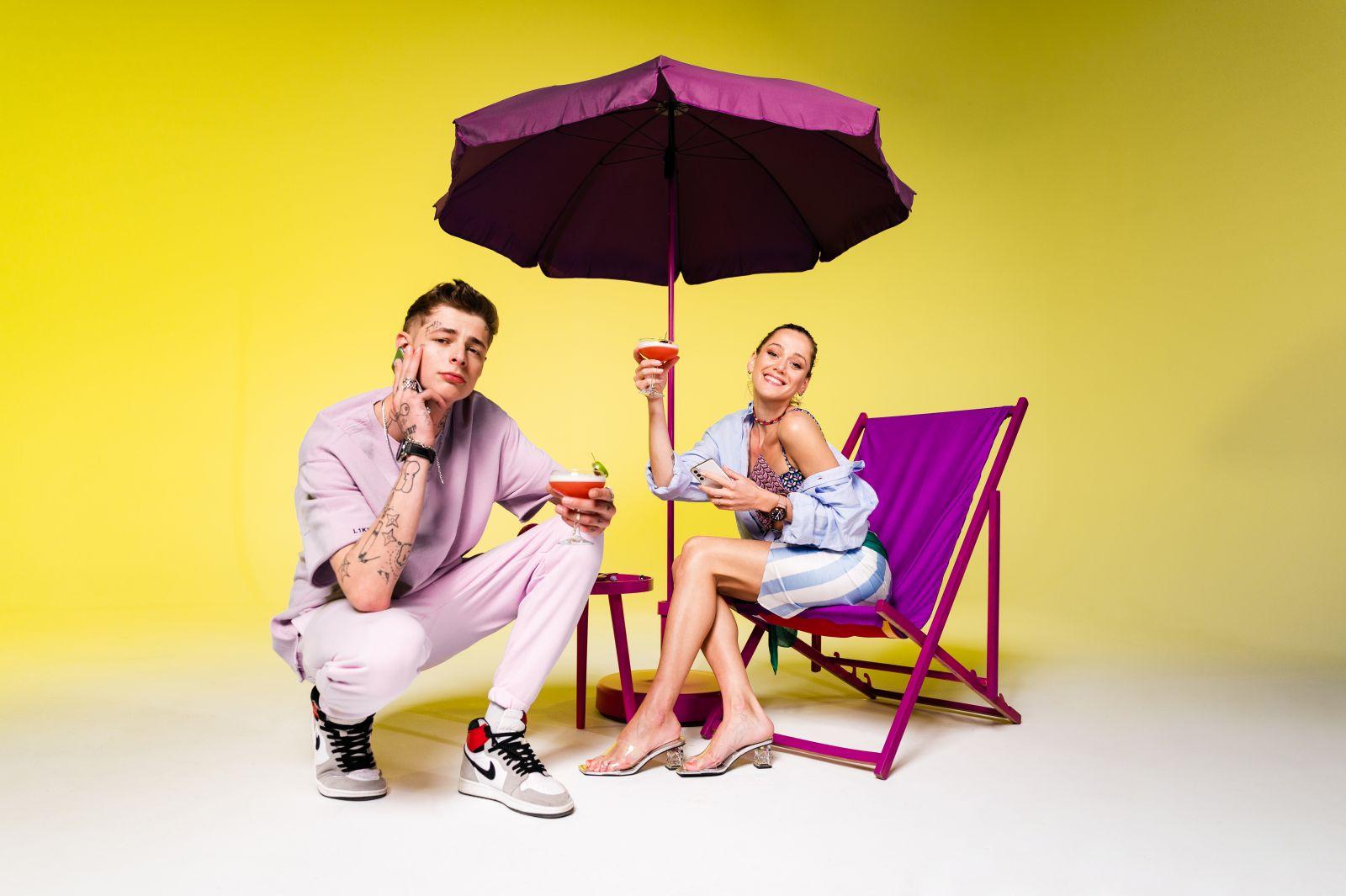 Video: Slovenská SuperStar Emma Drobná a český rapper Dorian