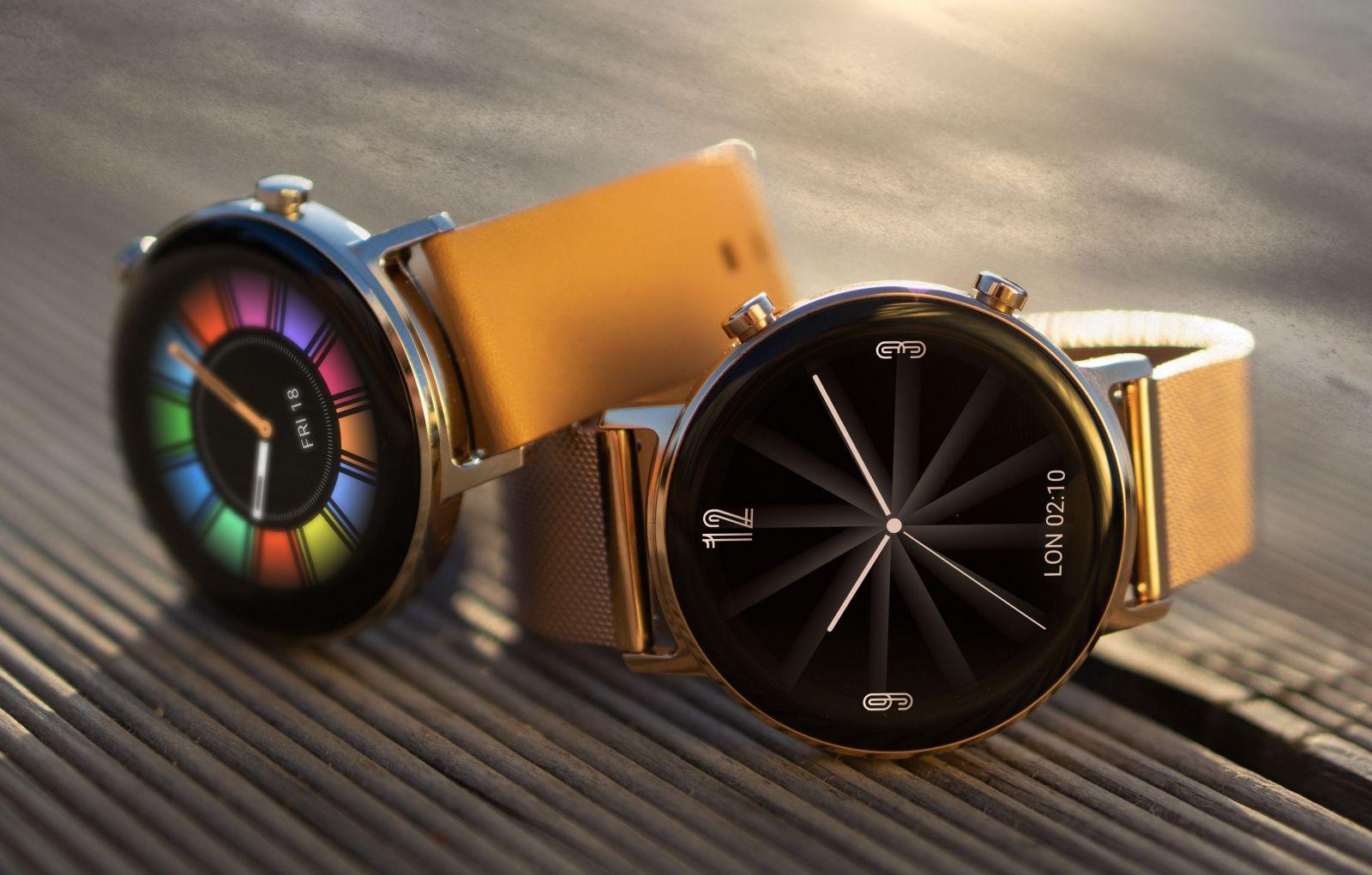 Huawei Watch GT 2 prichádzajú na Slovensko už aj v menšej verzii