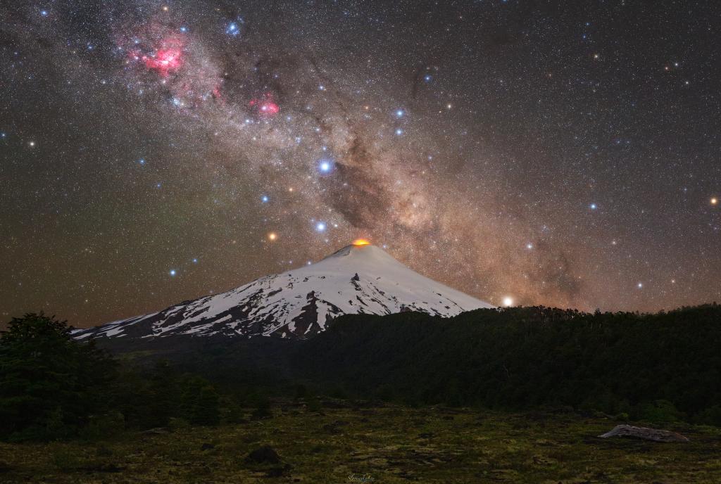 Fotografiu Slováka ocenili v NASA – tentokrát pochádza z opačného konca planéty