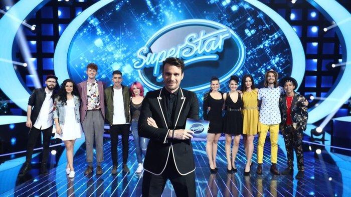 Prvé finále SuperStar