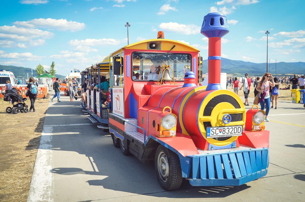 Pohoda 2016: Vlakom je to pohoda