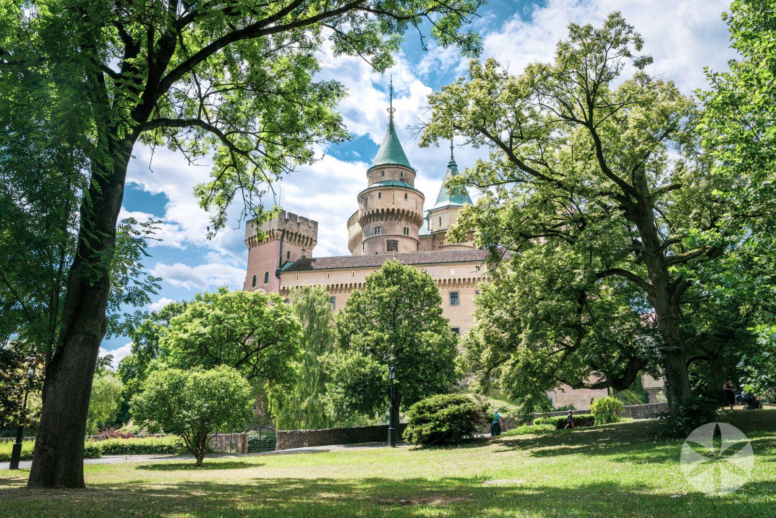 Bojnický zámok: Múzeum Bojnice je otvorené aj počas jarných prázdnin