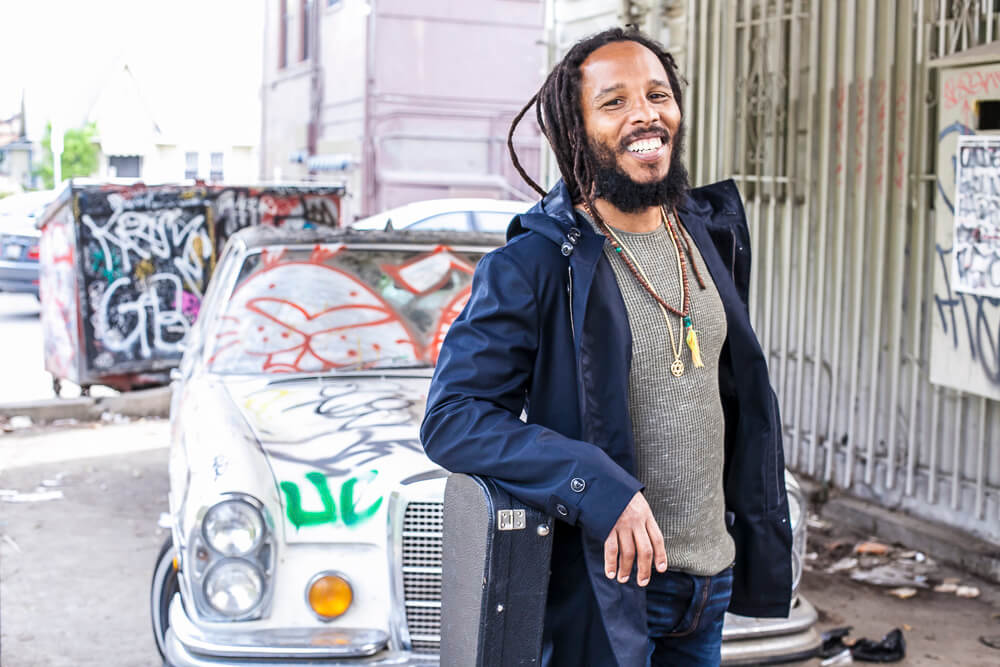 Ziggy Marley na Colours of Ostrava 2018