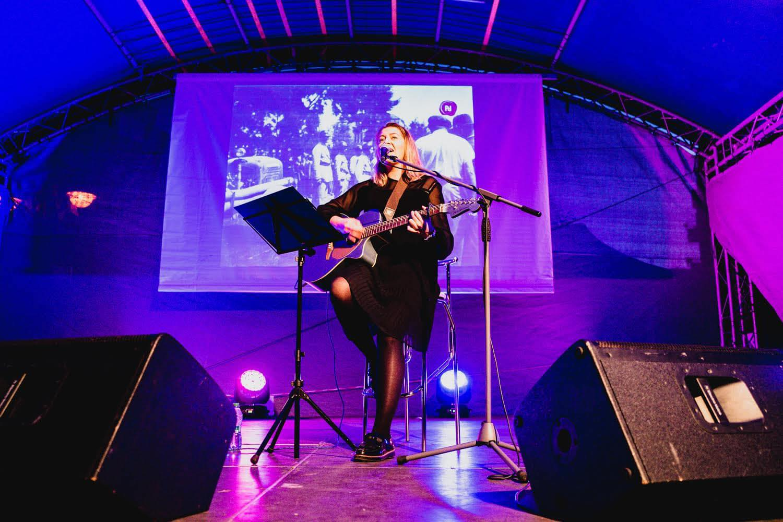 Andrea Loužecká pod umeleckým menom Andy Lou sa stala víťazkou 36. ročníka pesničkovej súťaže Košický zlatý poklad.