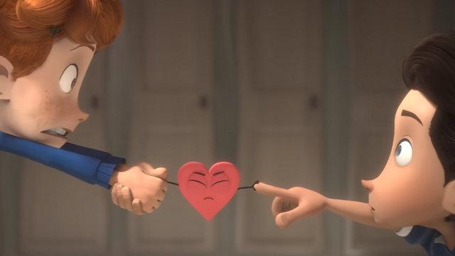 Video: Krátky animovaný film o malom zaľúbenom chlapcovi valcuje internet. Rozplače aj vás?