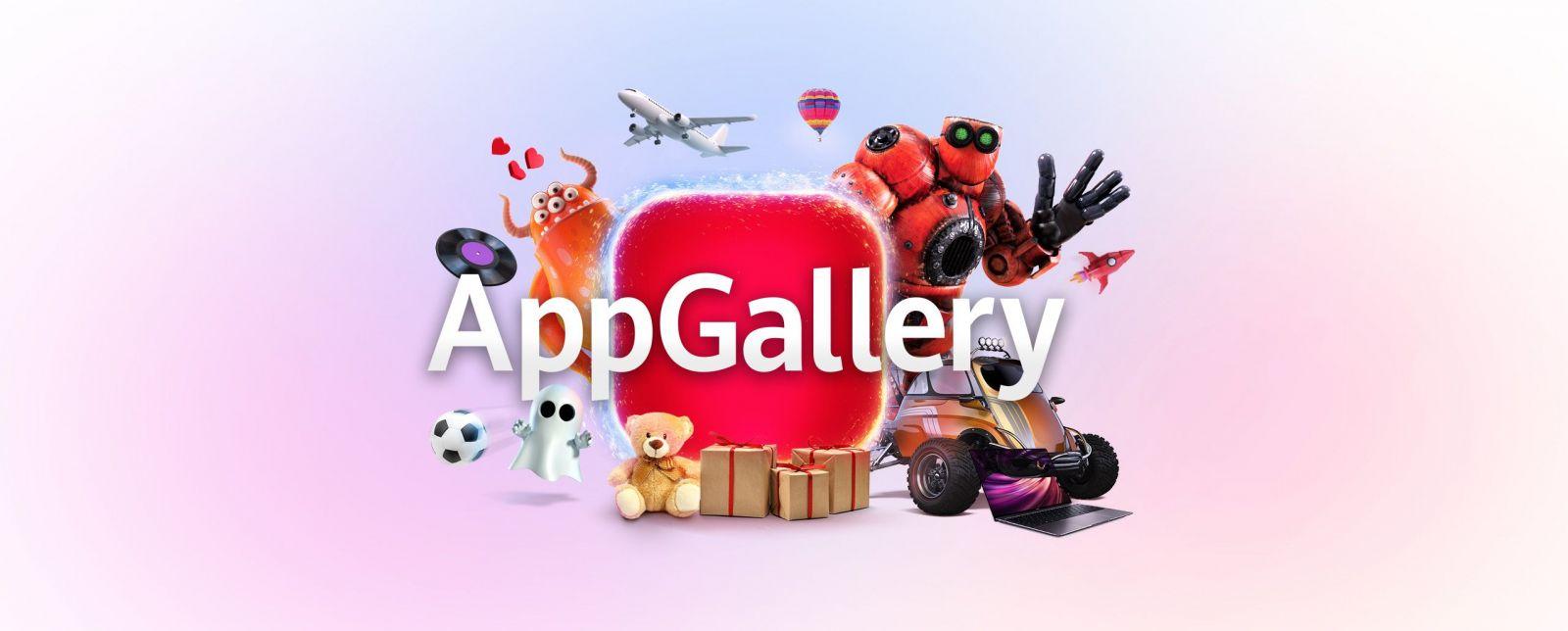 Huawei AppGallery rastie, má už 530 miliónov používateľov