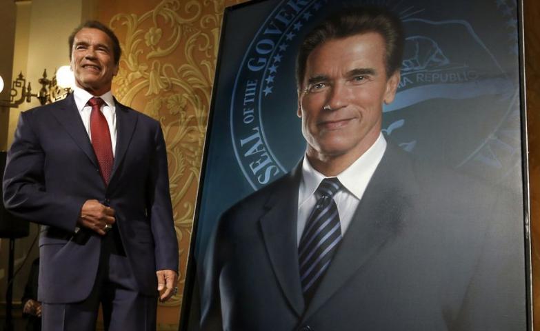 Arnold Schwarzenegger prirovnal dav útočiaci na Kapitol k nacistom