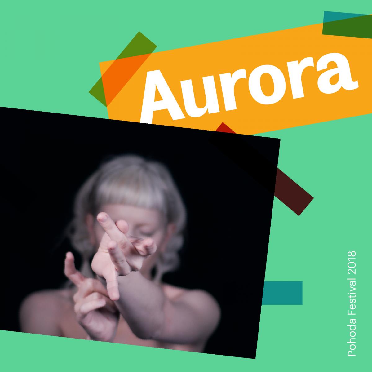 AURORA A FINK NA POHODE 2018