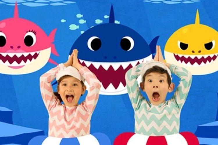 Najsledovanejším videom na YouTube je juhokórejská pieseň pre deti Baby Shark Dance