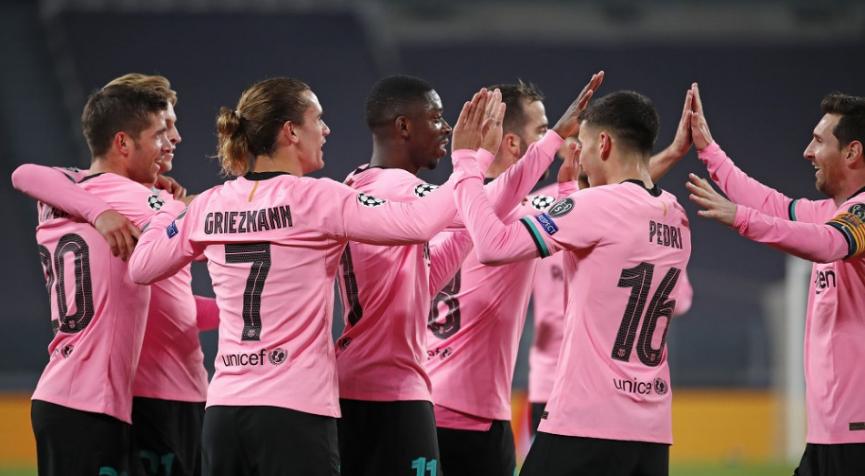 LIGA MAJSTROV: Barcelona zvíťazila v šlágri G-skupiny v Turíne