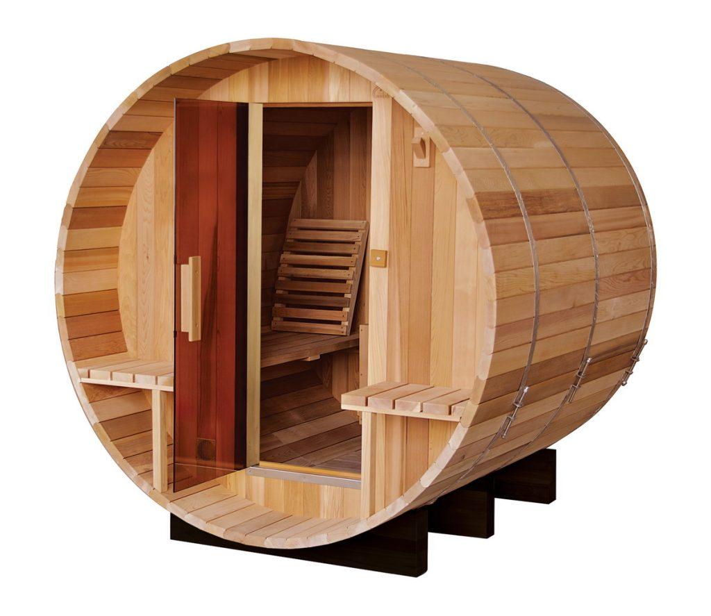 Barelova sauna