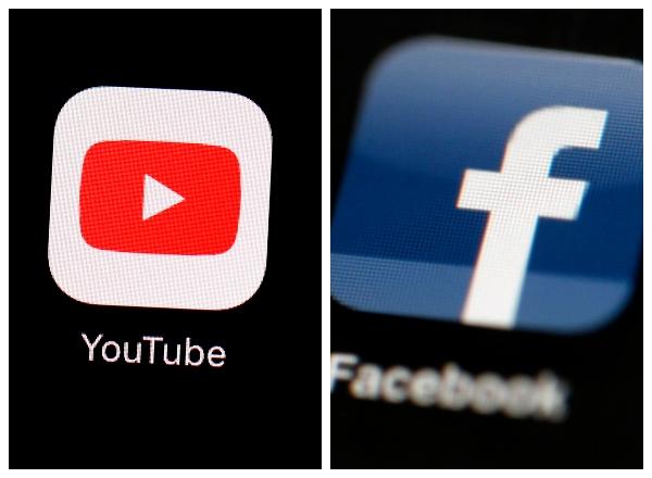 Moderátori obsahu na Facebooku a YouTube