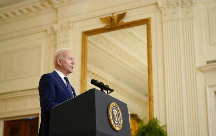 Biden: USA sú pripravené začať očkovanie detí vo veku 12 - 15 rokov