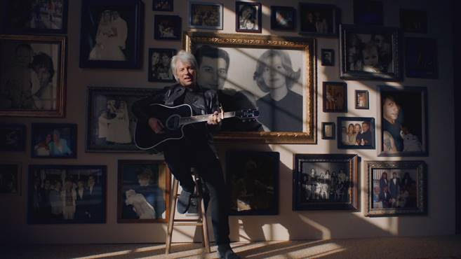 "Video: Bon Jovi vydali nový videoklip k singlu ""Story Of Love"""