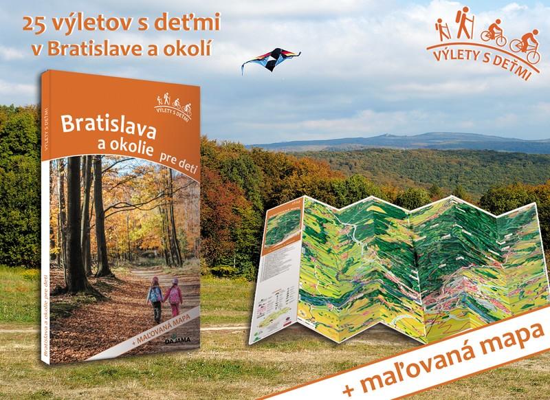 Bratislava a okolie pre deti