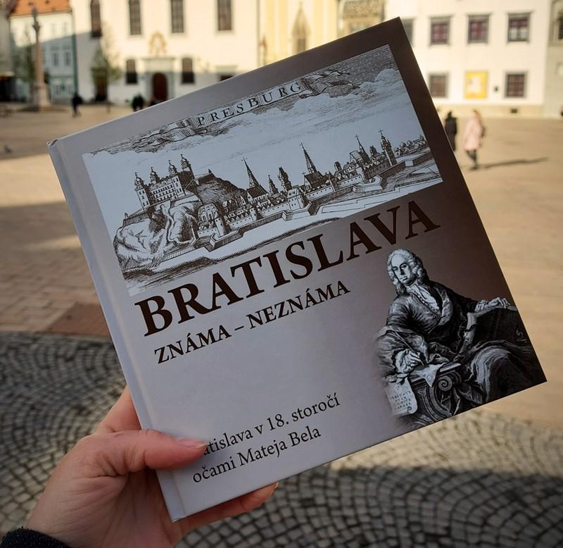 Bratislava známa-neznáma. Fascinujúca kniha