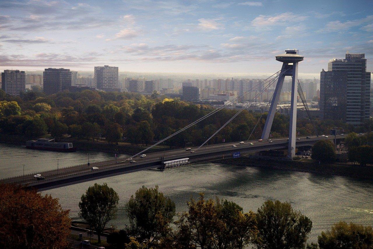 V Bratislave a na západe Slovenska bolo zemetrasenie so silou 6,3 magnitúdy