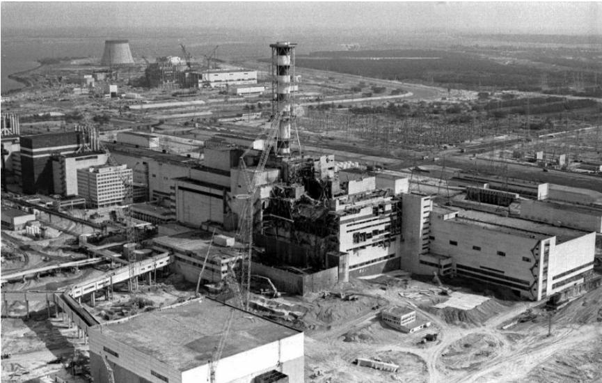 Od apokalypsy nazvanej Černobyľ uplynulo už 35 rokov