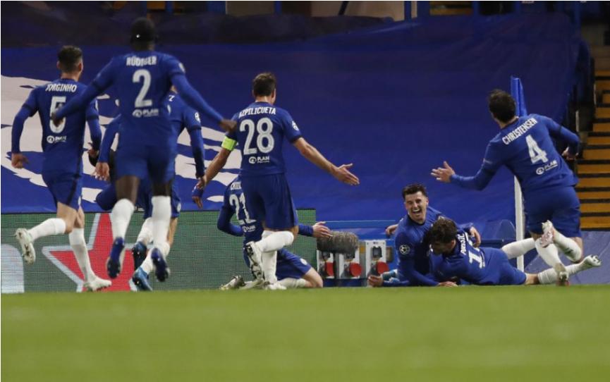 LM: Chelsea zdolala v odvete Real Madrid a postúpila do finále