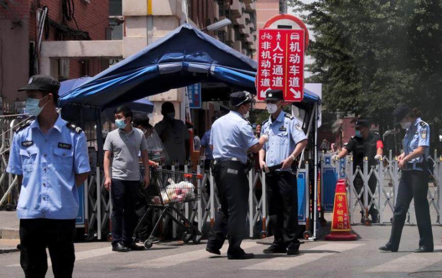 Peking posilňuje opatrenia: Začala v Číne druhá vlna koronavírusu?