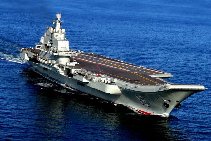 Bude mať Čína svoju jadrovú lietadlovú loď? Vďaka Rusku asi áno