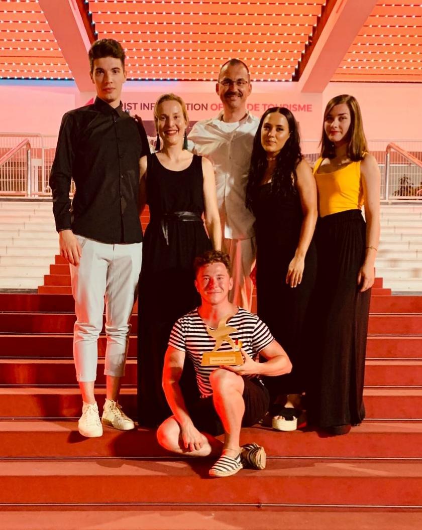 Teatro Colorato z Bratislavy na festivale v Cannes zožalo veľký úspech!