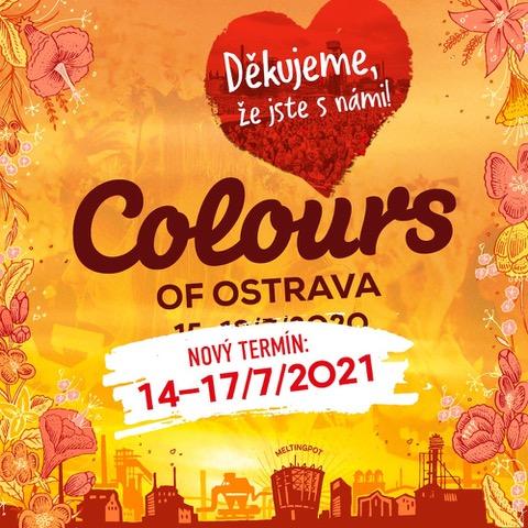 The Killers, Youssou N'Dour a ďalší potvrdení na Colours of Ostrava 2021