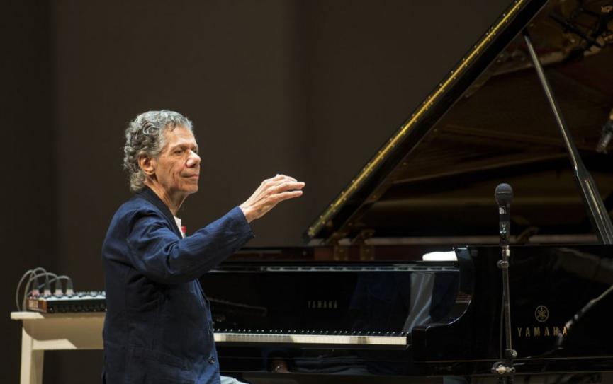 Zomrel americký džezový skladateľ a klavirista Chick Corea