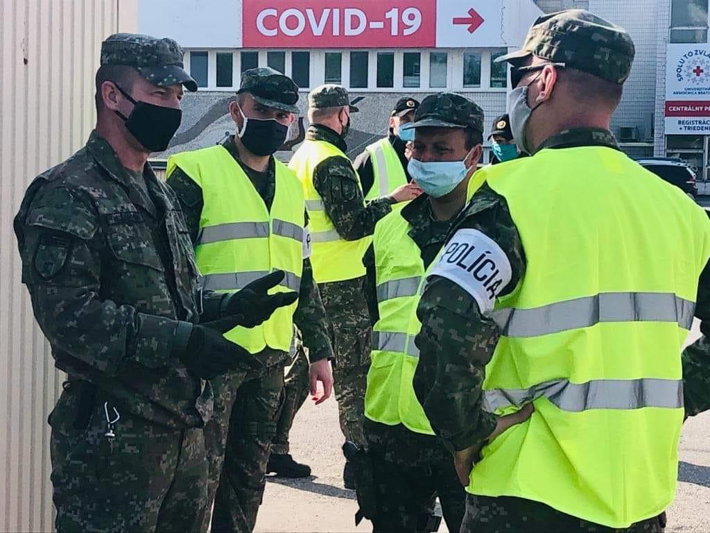 Armáda do konca októbra pripraví plošné testovanie, zrealizuje ho v novembri.