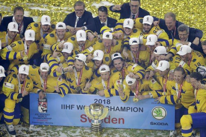 Video: Švédi obhájili titul. Švajčiarov zdolali až po nájazdoch