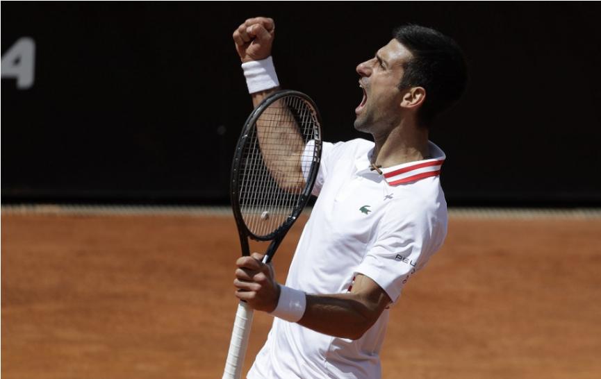 Djokovič si vybojoval postup do štvrťfinále turnaja ATP v Ríme