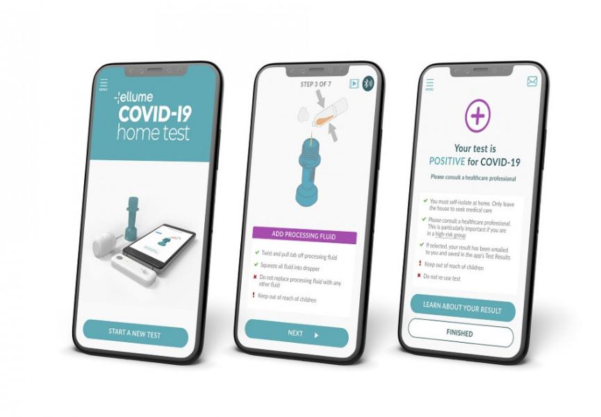 FDA povolil prvý domáci rýchlotest na COVID-19