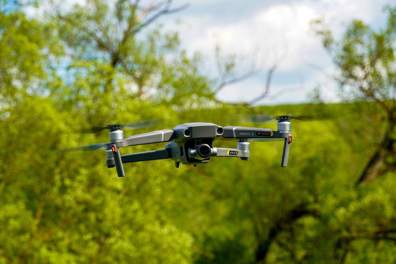 Pozor: Za lety dronom v chráneným územiach bez povolenia hrozí pokuta